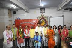 Felcilitation by Dr. Arti Lal Chandani 20th March 2021