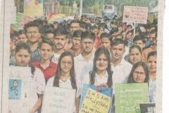 Press Coverage of Swabhiman Rally, Dec 2019