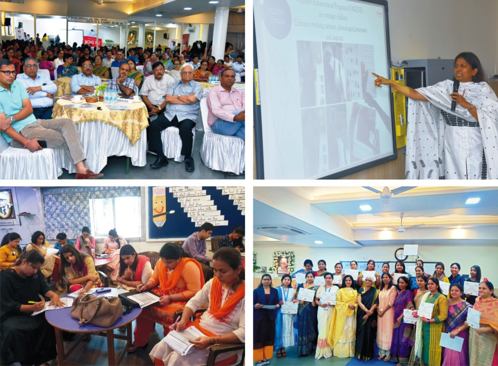 SLD Training Collage